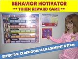 TOKEN REWARD GAME: ELEMENTARY CLASSROOM MANAGEMENT