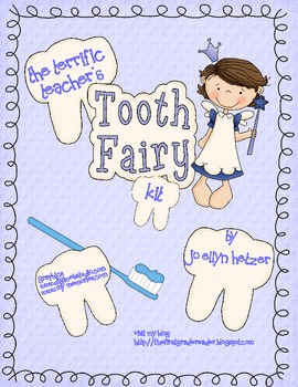 TOOTH FAIRY KIT for Terrific Teachers