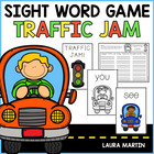 TRAFFIC JAM! Sight Word Game