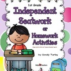 TREASURES 1st GRADE Independent Seatwork Activities