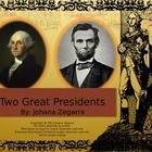 TWO GREAT PRESIDENTS (POWER POINT)