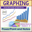Tabling, Graphing and Analyzing Data (Science Skills)