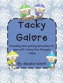 Tacky Galore!  Reading and Writing Activities to use with