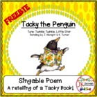 Tacky the Penguin FREE singable