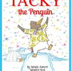 Tacky the Penguin & Tacky Goes to Camp {5 Literacy Centers
