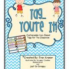 Tag...You're It! Customizable Icon Based Tags For Your Cla