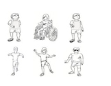 Tai Chi for Children Small Card Set