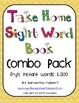 Take Home Sight Word Book Combo Pack