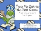 Take Me Out to the Ball Game High Frequency Word Board Game
