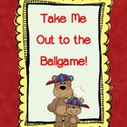 Take Me Out to the Ballgame - Baseball Theme