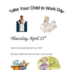 Take Your Child to Work Day Flyer
