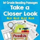 Take a Closer Look: Close Reading for First Grade