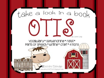 Take a Look in a Book- OTIS by Loren Long