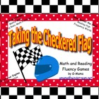 Take the Checkered Flag Math and Reading Fluency