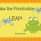 Take the Punctuation LEAP!