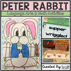 Tale of Peter Rabbit  - Literacy &amp; Math Activities