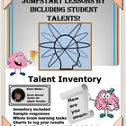 Talent Inventory - Link Learners to Lessons
