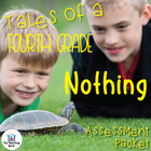Tales of a 4th Grade Nothing Assessment Packet
