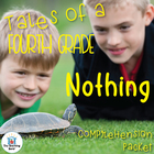 Tales of a 4th Grade Nothing Comprehension Question Packet
