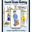 Tales of a Fourth Grade Nothing   Activities/Graphic Organizers