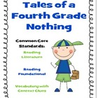 Tales of a Fourth Grade Nothing {Common Core Aligned Book Unit}