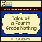 Tales of a Fourth Grade Nothing & Common Core Grammar