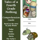 Tales of a Fourth Grade Nothing Reading Activities Super Bundle