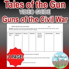 Tales of the Gun: Guns of the Civil War Original Video Gui