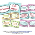 &quot;Talk Moves&quot; Meaningful Discussions Posters
