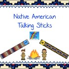 Talking Sticks for Book Clubs and Socratic Circles