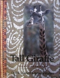 """""""Tall Giraffe"""" Traditional Hardback Picture Book (with CD insert)"""