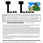 Tall Tales Mini-Lesson