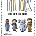 Tall Tales Unit (Folktales):using 9 Tall Tales