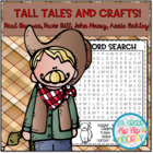 Tall Tales for the Primary Child