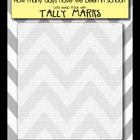 Tally Marks for Calendar Time