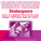 Taming of the Shrew Self Directed Study