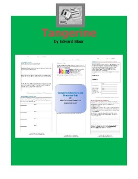 Tangerine Complete Literature and Grammar Unit