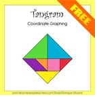 Tangram Grid - Coordinate Graphing