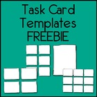 Task Card Frames and Borders FREEBIE - Template