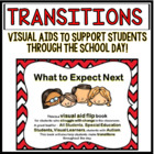 Task Cards: Special Education