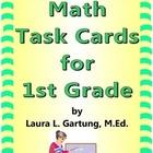 Task Cards for 1st grade Math