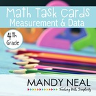 Task Cards for 4th Grade Common Core Math *Includes All MD