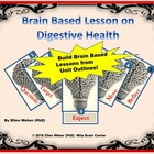 Tasks, Lessons and Unit Outlines for Digestive Tract