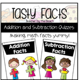 Tasty Facts - Addition and Subtraction