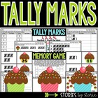 Tasty Tally Marks - A Memory Game