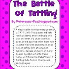 Tattling: The Battle of TATTLING