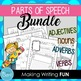 Teach Nouns, Adjectives, and Adverbs: Creative and Hands-o