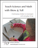 """Teach Science and Math with Show and Tell"", E-book and Pr"