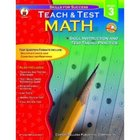 Teach &amp; Test Math - Grade 3