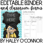 Teacher Binder to Stay Organized